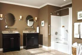 brushed nickel bathroom light fixtures oval mirrors wonderful