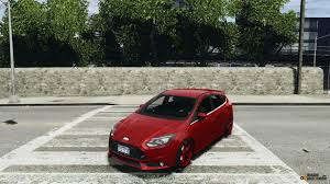 ford focus st modded 2012 ford focus st for gta 4