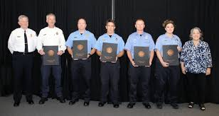 Kgis Maps 2016 Firefighters Of The Year Named City Of Knoxville