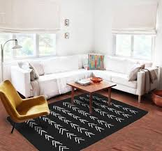 White Accent Rug Black And White Accent Rugs Roselawnlutheran