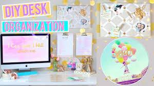 Diy Desk Accessories by Diy Desk Organization And Decor Pinterest Inspired