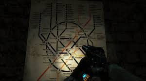 Metro 2033 Map by Metro 2033 Redux Don T Call It Screenshot