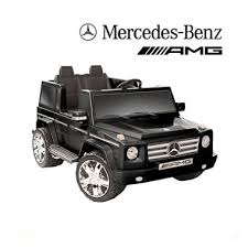 mercedes g55 ride on 12v mercedes g55 amg ride on black sam s
