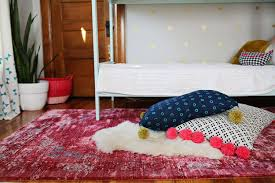 oversized pillows for bed pom pom oversized floor pillow tutorial a beautiful mess