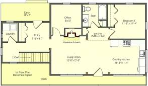 house plan with basement walkout basement design ideas astounding waterfront house plans