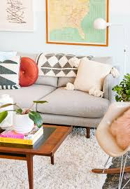 How To Sofa Get Cozy How To Style Your Sofa For Fall