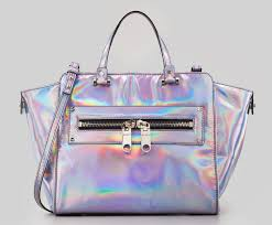 holographic bags milly goes all in on the holographic bag trend purseblog