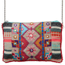 fiesta kitchen canisters bohemia fiesta clutch u2013 happy home traders