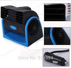 plug in car fan new 12v mini portable cigarette lighter plug vehicle fan air vent