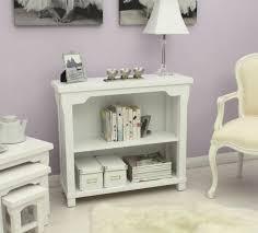 White Bookcase Uk by Small White Bookcase Hampton Ash