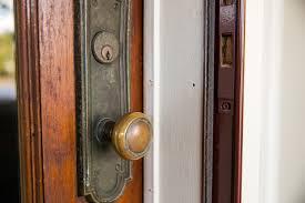 Laminate Flooring Around Door Jambs Beware Of Wood Rot In Exterior Door Frames Angie U0027s List