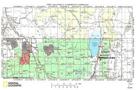 Lakeview Oregon Map by Member Happenings