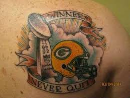 20 best green bay packers tattoo u0027s images on pinterest tattoo