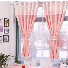 Country Style Window Curtains Plaid Bay Window Or Window Curtains For