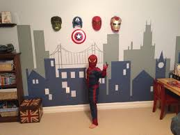 i like the idea of hanging the masks on the wall superhero i like the idea of hanging the masks on the wall