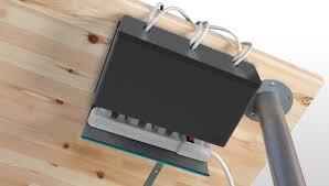 Hide Desk Cables Cute Ways To Hide Electrical Cords Homesfeed