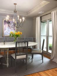 dining room chandelier height over table fancy birdcages