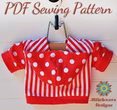 shirt pattern for dog dog t shirt hoodie sewing pattern small dog pattern dog t