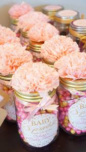 baby showers favors diy baby shower favor gifts all you need is jars pink and