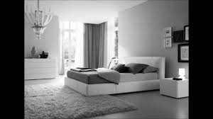Grey And White Bedroom Decorating Ideas Gray White Bedroom Decor Youtube