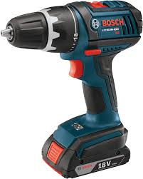 cordless drills bosch power tools