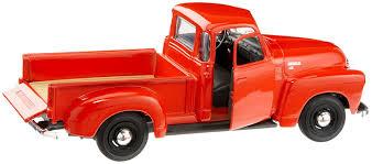 Vintage Ford Truck Fabric - amazon com maisto 1 25 scale 1950 chevrolet 3100 pickup diecast