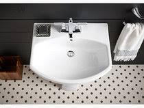 Kohler Pedestal Bathroom Sinks Kohler Tresham 24