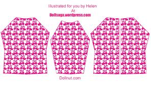 free barbie dress patterns helen u0027s doll saga
