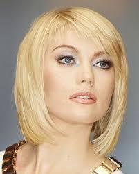 clavicut hairstyles medium length hairstyles clavi cut lob red into orange peach