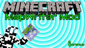 Map Writer Minecraft Mapwriter Mod Sorenus Mods 124 Youtube