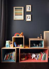 Shelves Kids Room by Box Shelves For The Kids Room Paul U0026 Paula