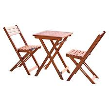 Outdoor Furniture 3 Piece by Small Space Patio Furniture Target
