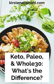 keto paleo and whole30 what u0027s the difference