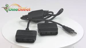 usb pc adapter controller converter cable for sony playstation 2