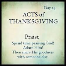 acts of thanksgiving day 14 words of wisdom update your fb