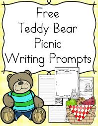 Thanksgiving Writing Prompts First Grade Free Teddy Bear Picnic Writing Prompts Writing Prompts