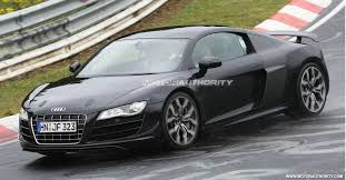 sporty audi v 8 spyder lms inspired sportier model and dual clutch coming to