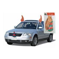 mystic industries corp elf car costume kit christmas decoration