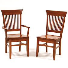 Wingback Dining Room Chairs Dining Room Captain Chairs