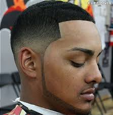 blowout hairstyles for black men a line in the side 15 exclusive short haircuts for black men 2018 versions