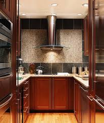 Stainless Steel Kitchen Backsplash Ideas Kitchen Backsplash Ideas With Dark Cabinets Library Garage