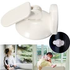 window locks child safety baby kids security sliding door window clip stopper catch push