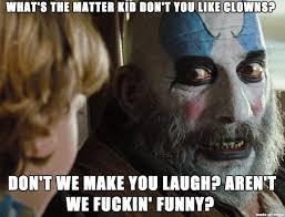 I Don T Know Man Meme - 20 creepy horror movie memes sayingimages com