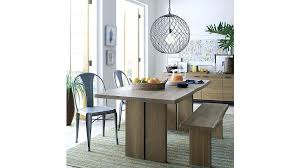 crate and barrel dining room tables crate and barrel dining table and chairs view in gallery marble
