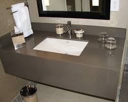 Gray Vanity Top Quarzt Cement Grey Vanity Top With Skirt Vanity Tops Pinterest