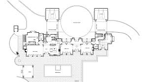 Floor Plans With Porte Cochere 12 900 Square Foot Mediterranean New Build In Hillsborough Ca