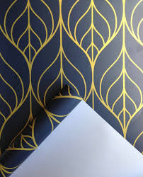 self adhesive wallpaper blue removable wallpaper leaf wallpaper wallpaper peel and stick