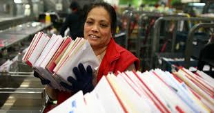 hundreds of royal mail christmas jobs available at new atherstone