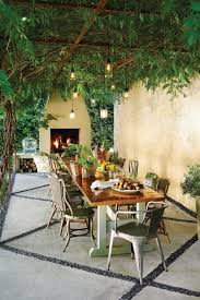 bright outdoor dining ideas southern living inviting patio makeover