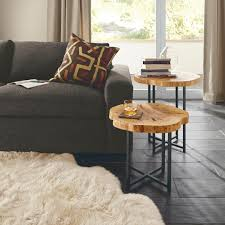 room and board end tables table designs